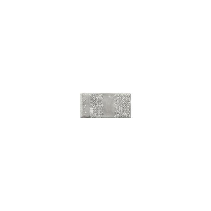 Текстура плитки Moli Bianco Inserto B 9.8X19.8
