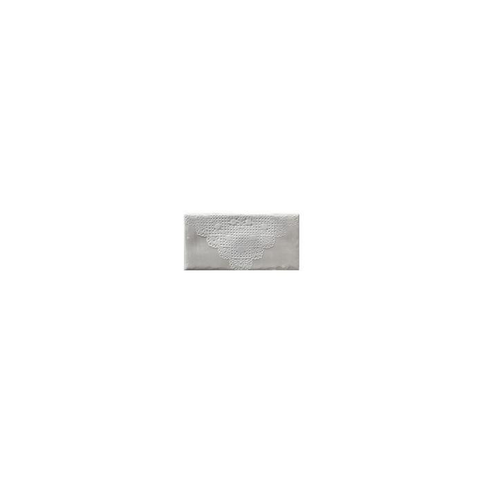 Текстура плитки Moli Bianco Inserto C 9.8X19.8