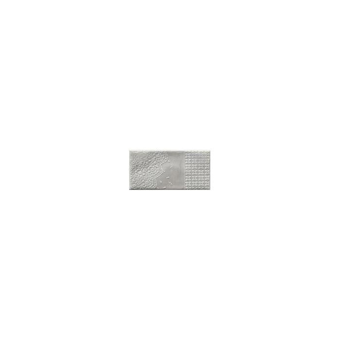 Текстура плитки Moli Bianco Inserto D 9.8X19.8