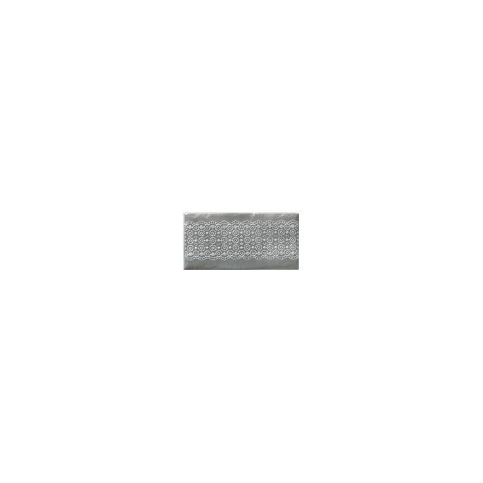 Текстура плитки Moli Nero Inserto A 9.8X19.8