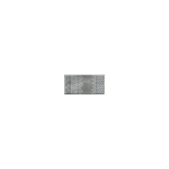 Текстура плитки Moli Nero Inserto B 9.8X19.8