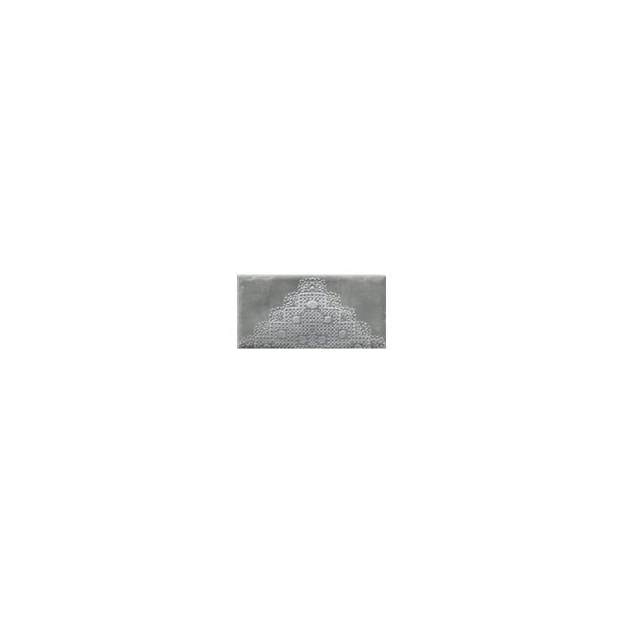 Текстура плитки Moli Nero Inserto C 9.8X19.8