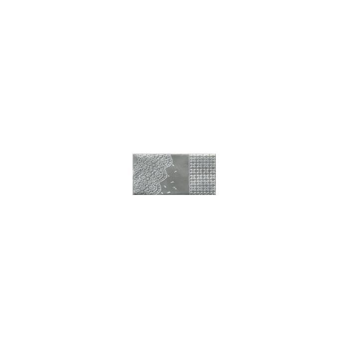 Текстура плитки Moli Nero Inserto D 9.8X19.8