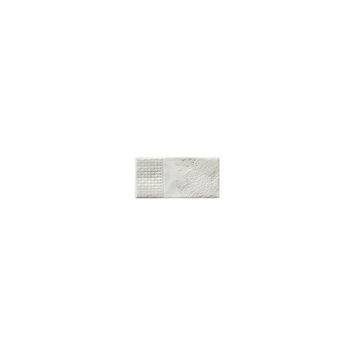Текстура плитки Moli Perla Inserto D 9.8X19.8