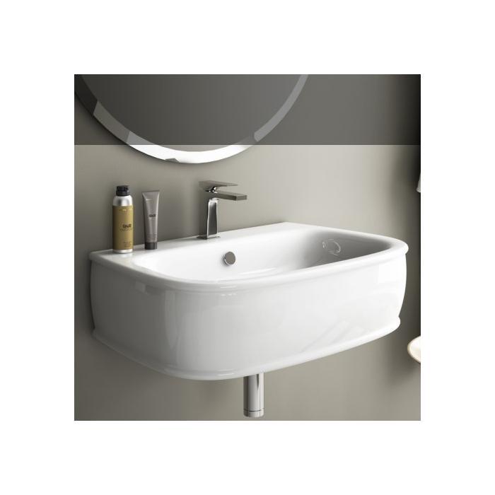Фото сантехники Azuley  Раковина 72х51 см, цвет белый