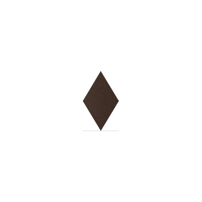 Текстура плитки Natural Brown Romb Duro 14.6x25.2
