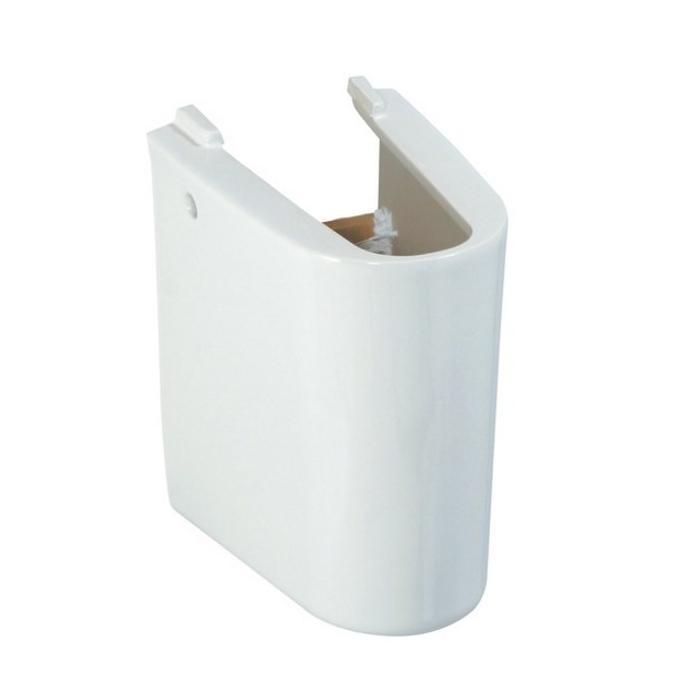 Фото сантехники Pro Полупьедестал для раковины, цвет белый