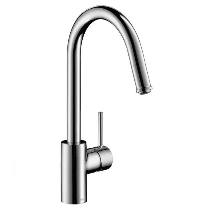 Фото сантехники Talis S2 Variarc Смеситель для кухни с выдвижным душем хром