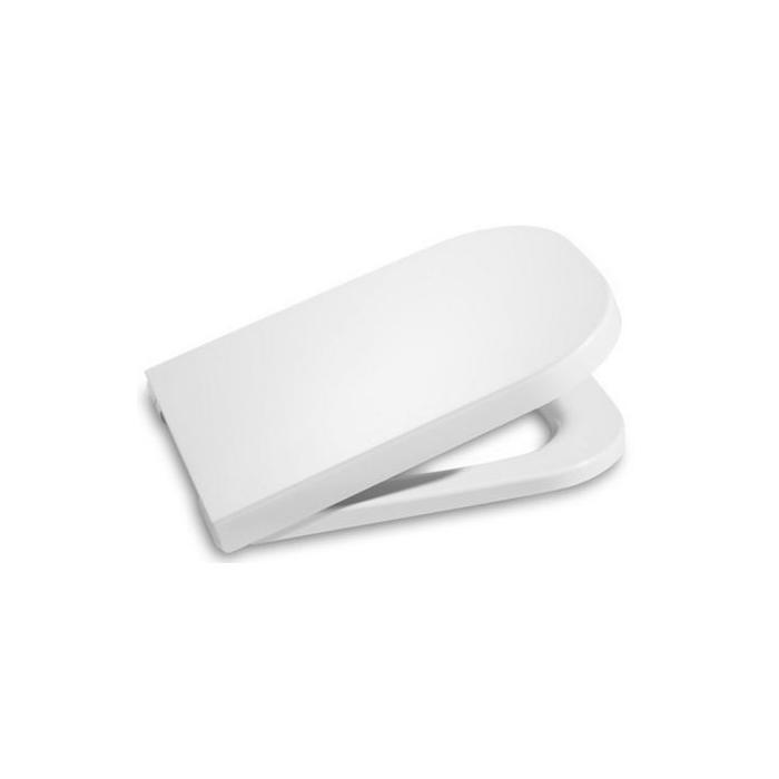 Фото сантехники GAP Крышка/сидение для унитаза с микролифтом, белая