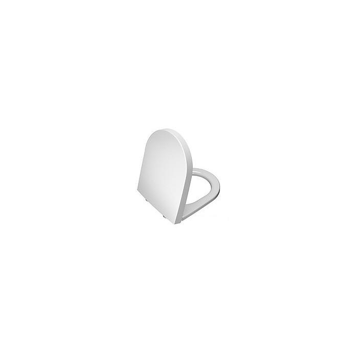 Фото сантехники Bella Сиденье с микролифтом, цвет белый