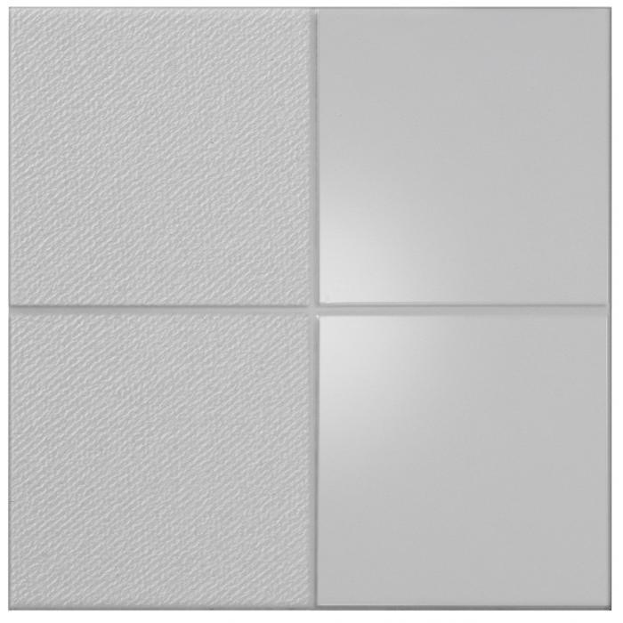Текстура плитки Iso Grey Squares 30x30