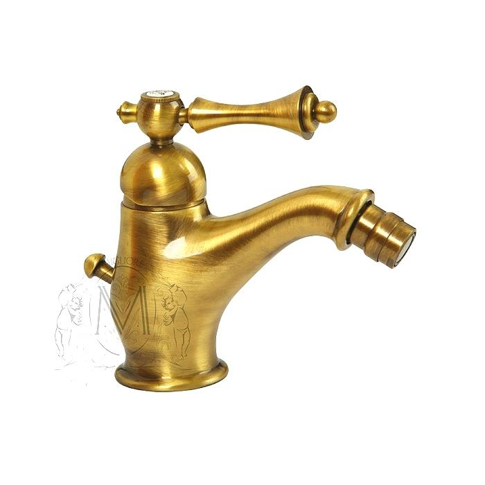 Фото сантехники Bomond Смеситель для биде, цвет золото (ML.BMD-9723.DO)