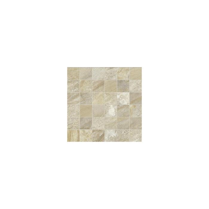 Текстура плитки Манетик Беж Мозаика 30x30