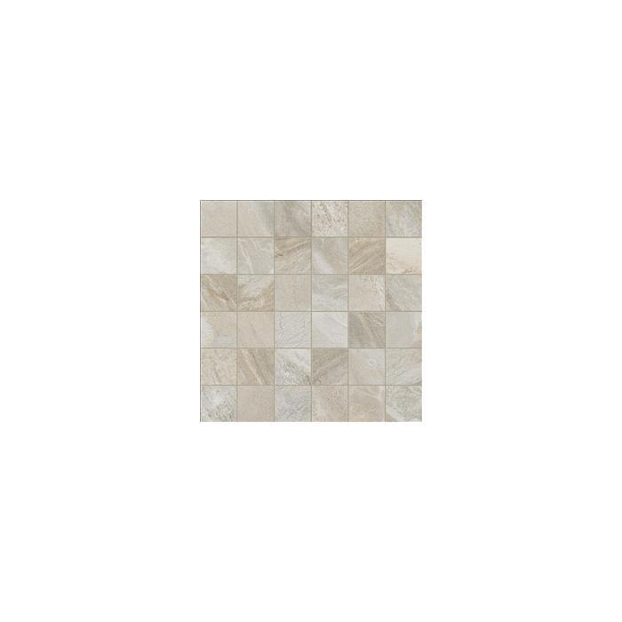 Текстура плитки Манетик Уайт Мозаика 30x30
