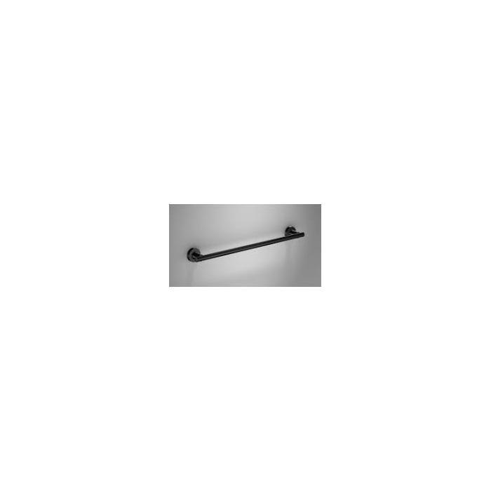 Фото сантехники Tecno Project Black Полотенцедержатель,60 см, цвет черный
