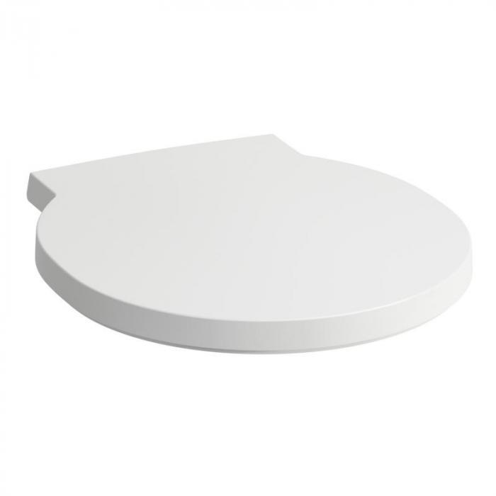 Фото сантехники Val Сиденье для унитаза с микролифтом, цвет белый