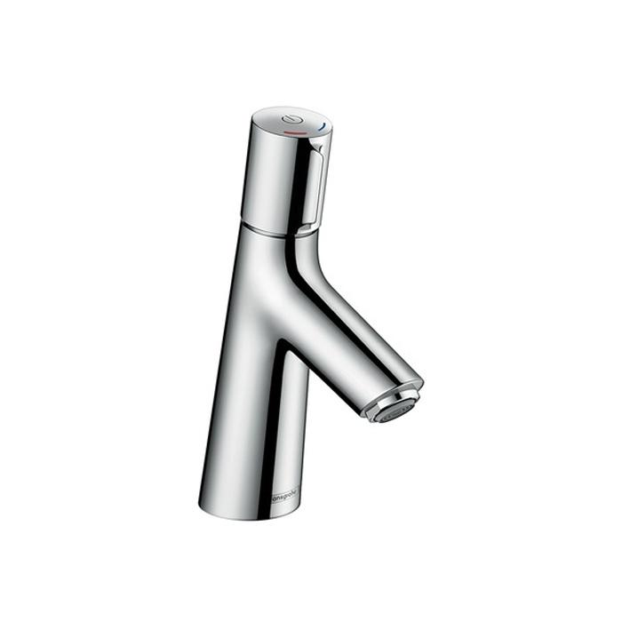 Фото сантехники Talis SELECT Однорычажный смеситель для раковины, высота 80 мм., цвет хром