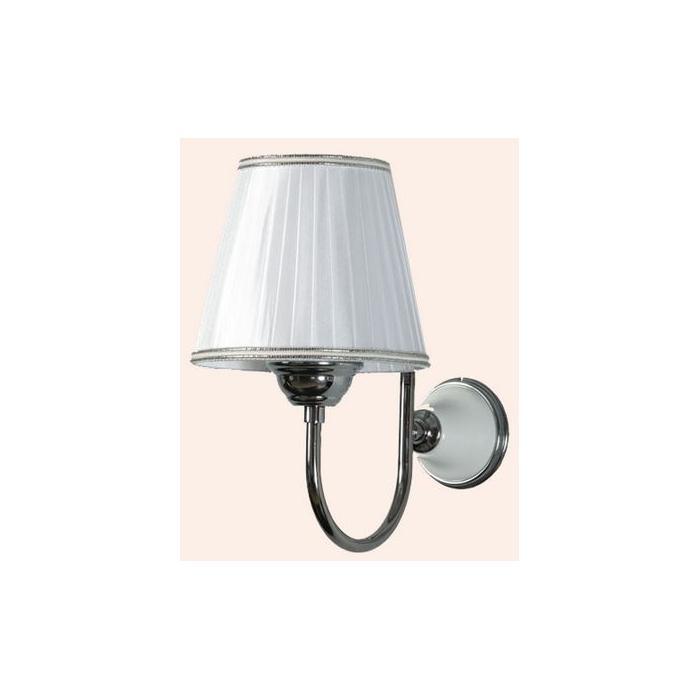 Фото сантехники Настенная лампа с основанием(без абажура), хром