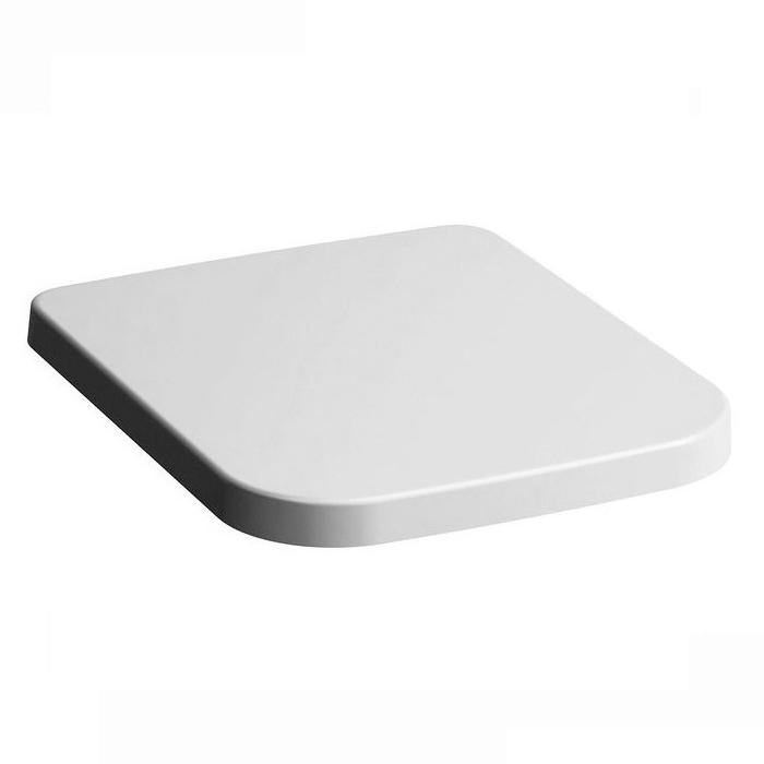 Фото сантехники Pro S Сиденье быстросъёмное с крышкой микролифт, цвет белый