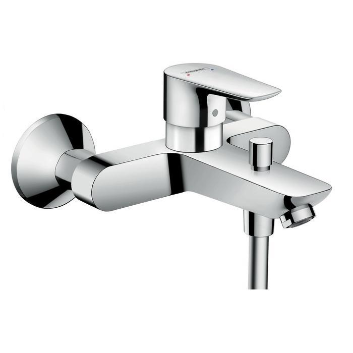 Фото сантехники Talis Е Смеситель для ванны, однорычажный, внешний монтаж