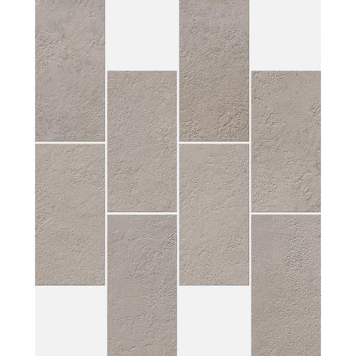 Текстура плитки Миллениум Айрон Минибрик 23.7x29.5