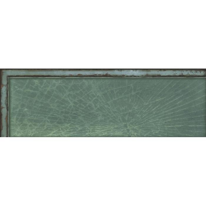 Текстура плитки Industrial Glass Green 20x60