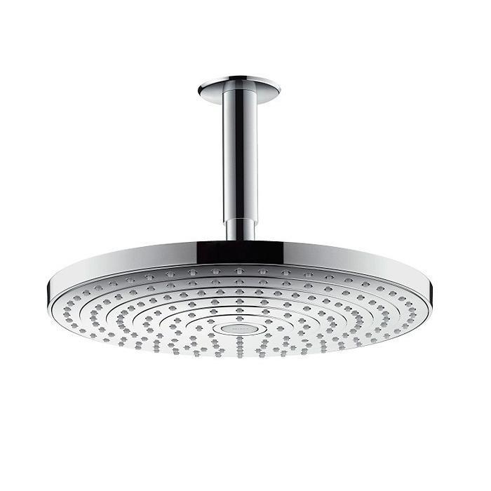 Фото сантехники Raindance Select S 300 2jet Верхний душ с потолочным подсоединением, ½', цвет хром