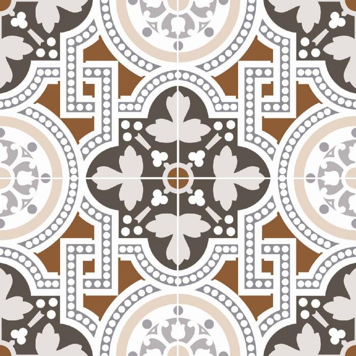Текстура плитки Seaford Brown 45x45