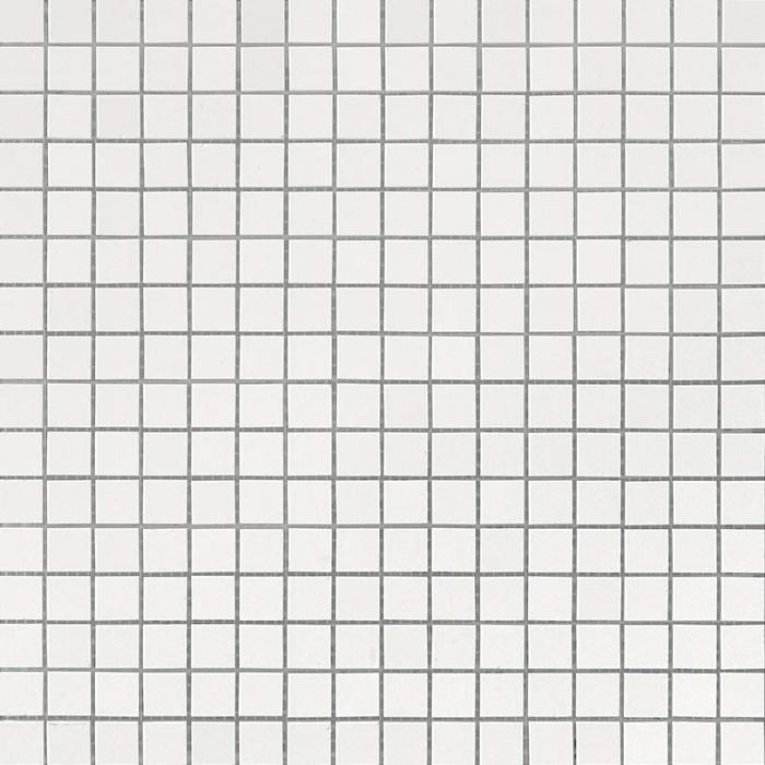 Текстура плитки Arkshade Solid White Mosaic 30,5x30,5