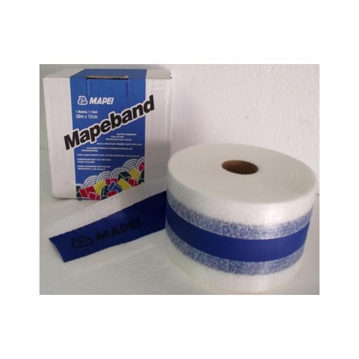 Строительная химия Mapeband rolls 50 m x 125 mm водостойкая лента для швов