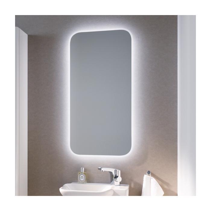 Фото сантехники My Day Зеркало с подсветкой 40х3х80