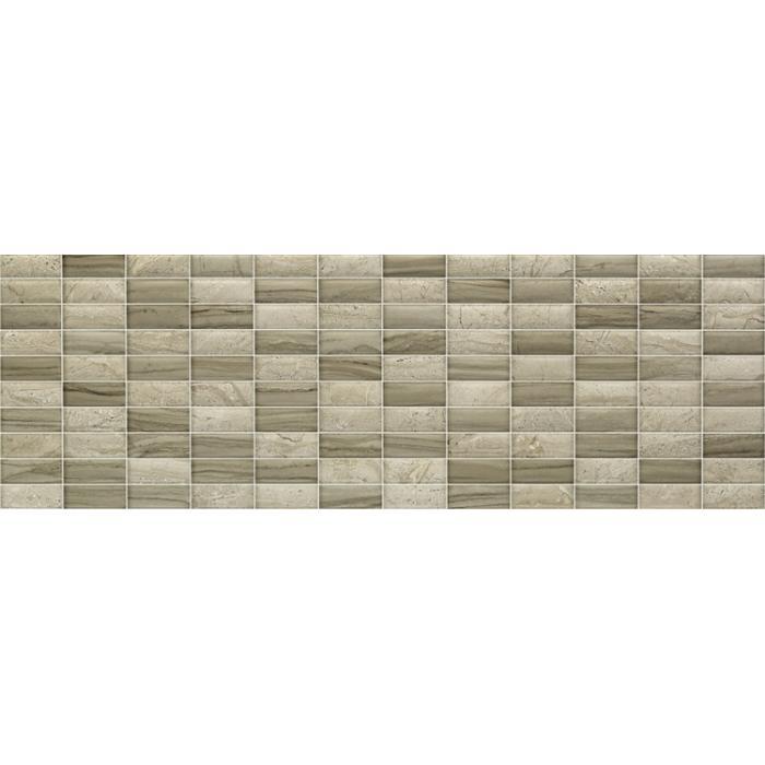 Текстура плитки Marmi Imperiali Mosaico Line 30x90