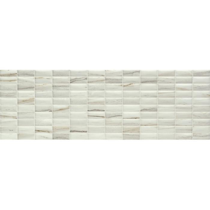 Текстура плитки Marmi Imperiali Mosaico White 30x90