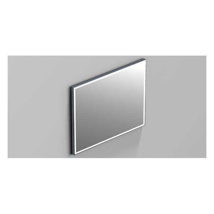 Фото сантехники Зеркало 100x80 с подсветкой, прямоугольное - 2