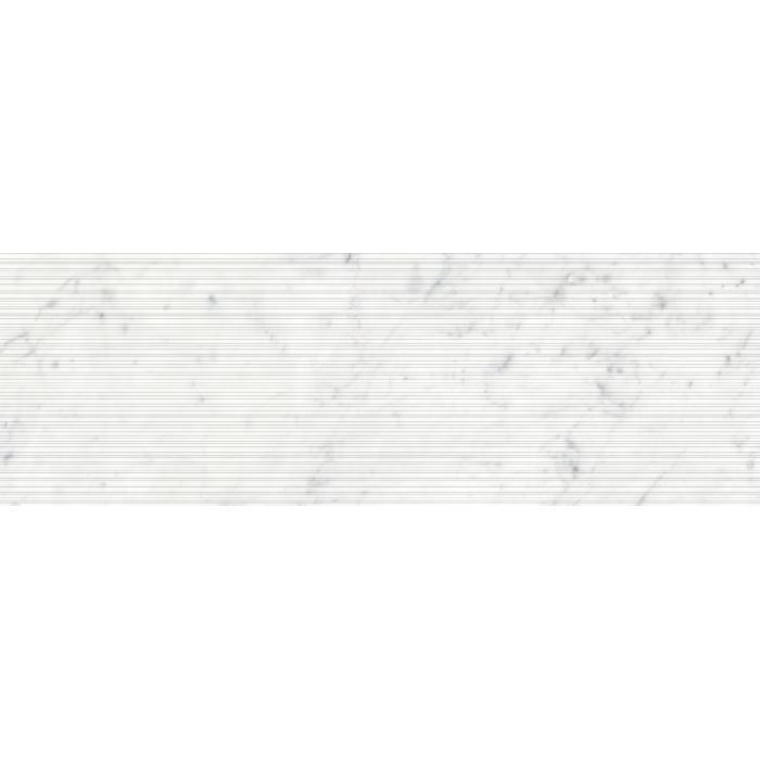 Текстура плитки Ribbed Statuarietto 32x96.2