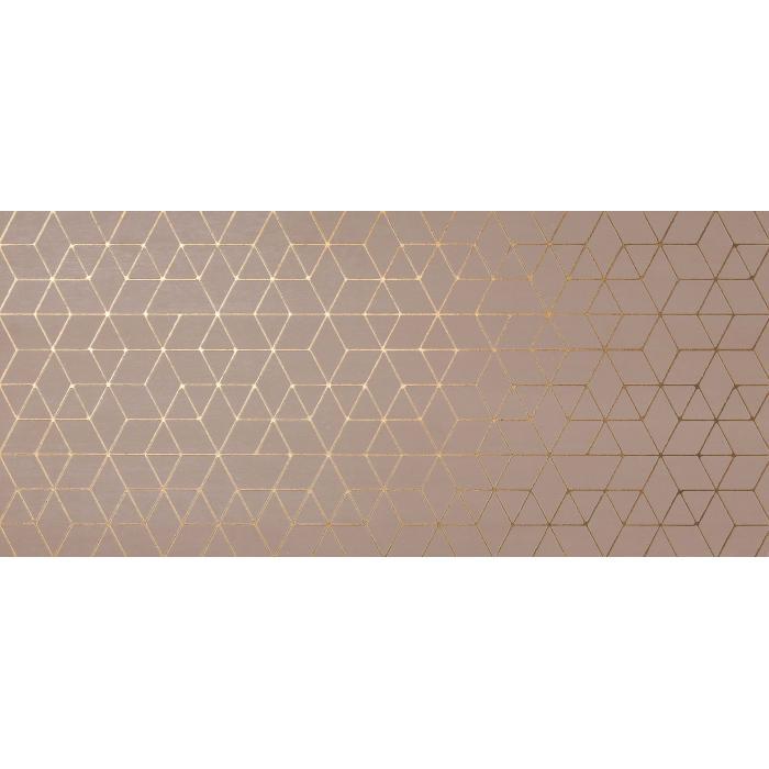 Текстура плитки Mek Rose Hexagon 50x110