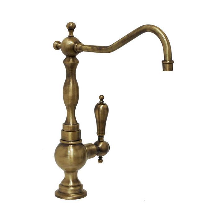 Фото сантехники Baron Кран для питьевой воды, цвет бронза