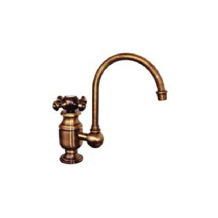 Фото сантехники Vicont Кран для питьевой воды, цвет бронза
