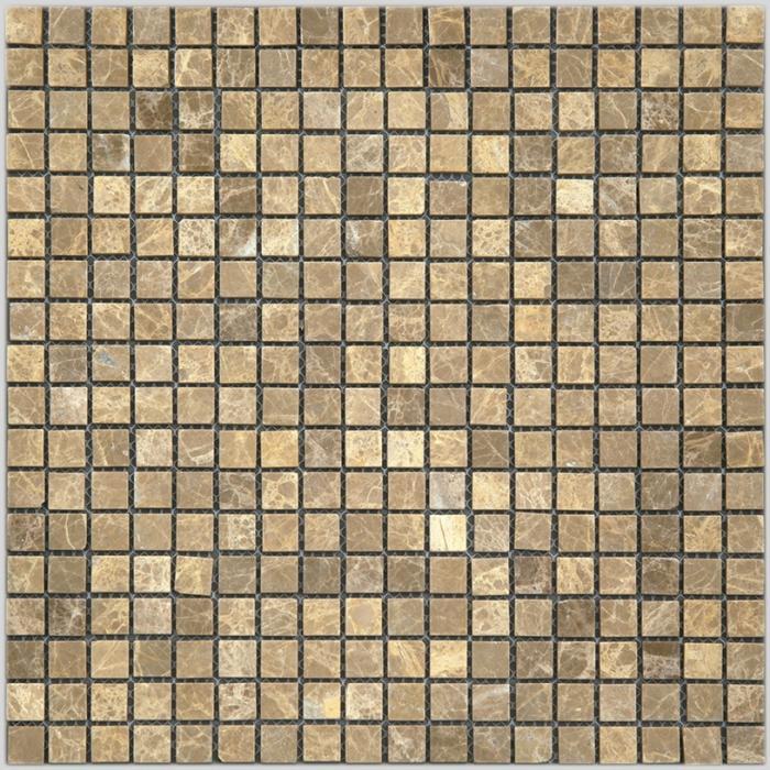 Изображение I-Tile Мозаика из натурального камня 4M36-15T 1,5х1,5