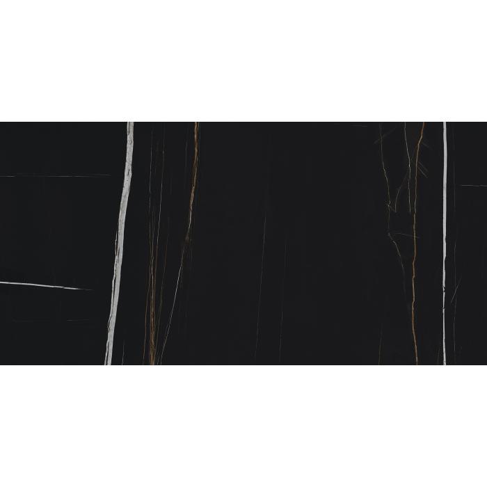 Текстура плитки Шарм Делюкс Сахара Нуар 80x160 Люкс