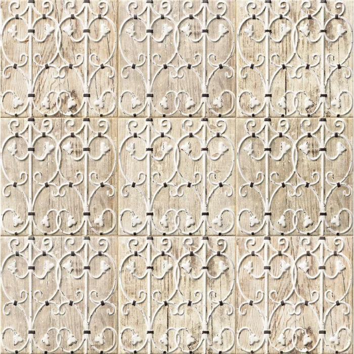 Текстура плитки Art Grille 20x20