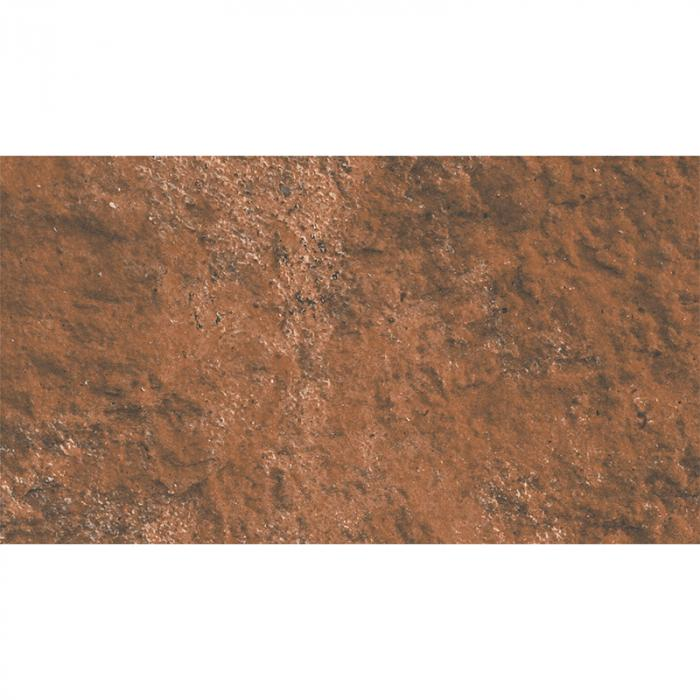 Текстура плитки Base Manhattan Red 12х24,5