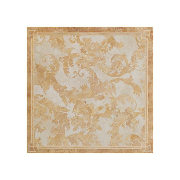 Текстура плитки Marble Dec.Cass. Foglia Oro Lap 58.5x58.5