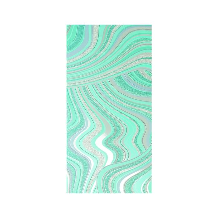 Текстура плитки Kilim Fascia Agra Acqua 32.5x65