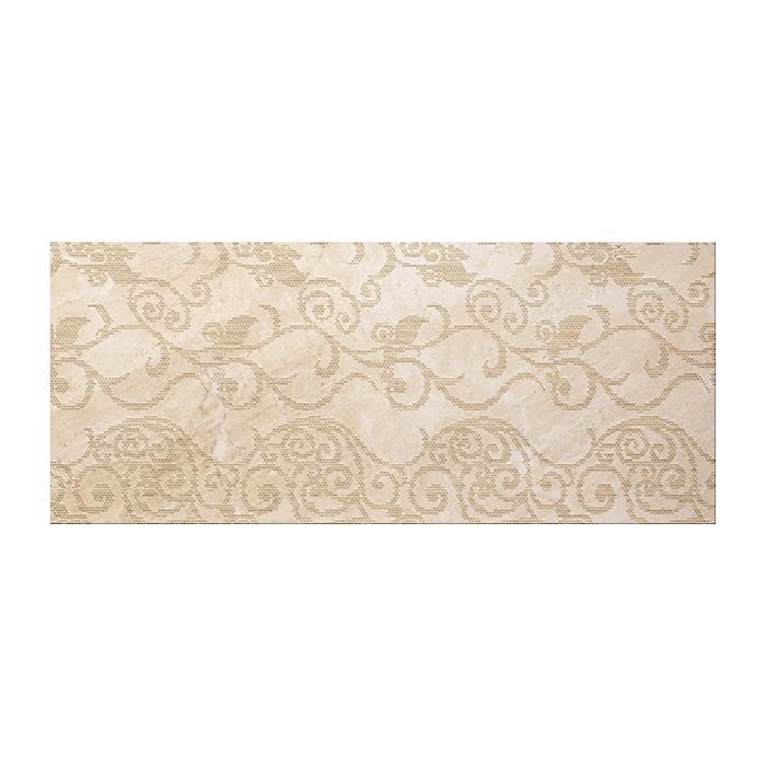 Текстура плитки Marmo D Marfil Dec.Tralcio Rett 30.5x72.5