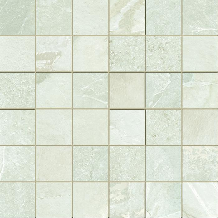 Текстура плитки High Line Mosaico Broadway Lap Ret (5x5) 30x30