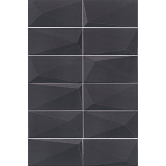 Текстура плитки Diamond Graphite 10x20