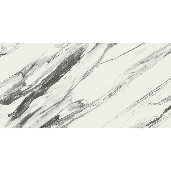 Текстура плитки Шарм Делюкс Статуарио Фант. 80X160 Рет