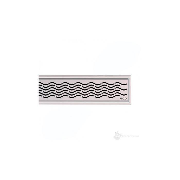 Фото сантехники Решетка для душа Вода L785мм