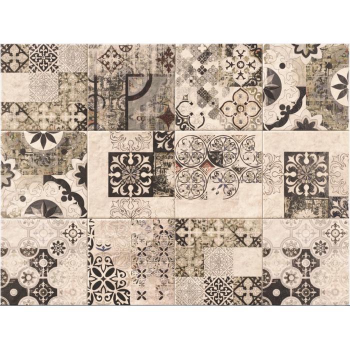 Текстура плитки Art Titanium 20x20
